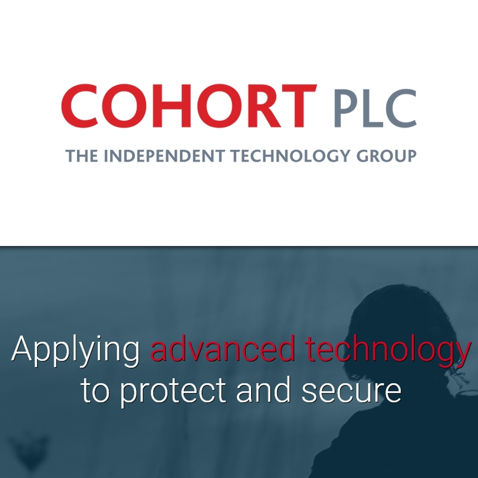Cohort plc