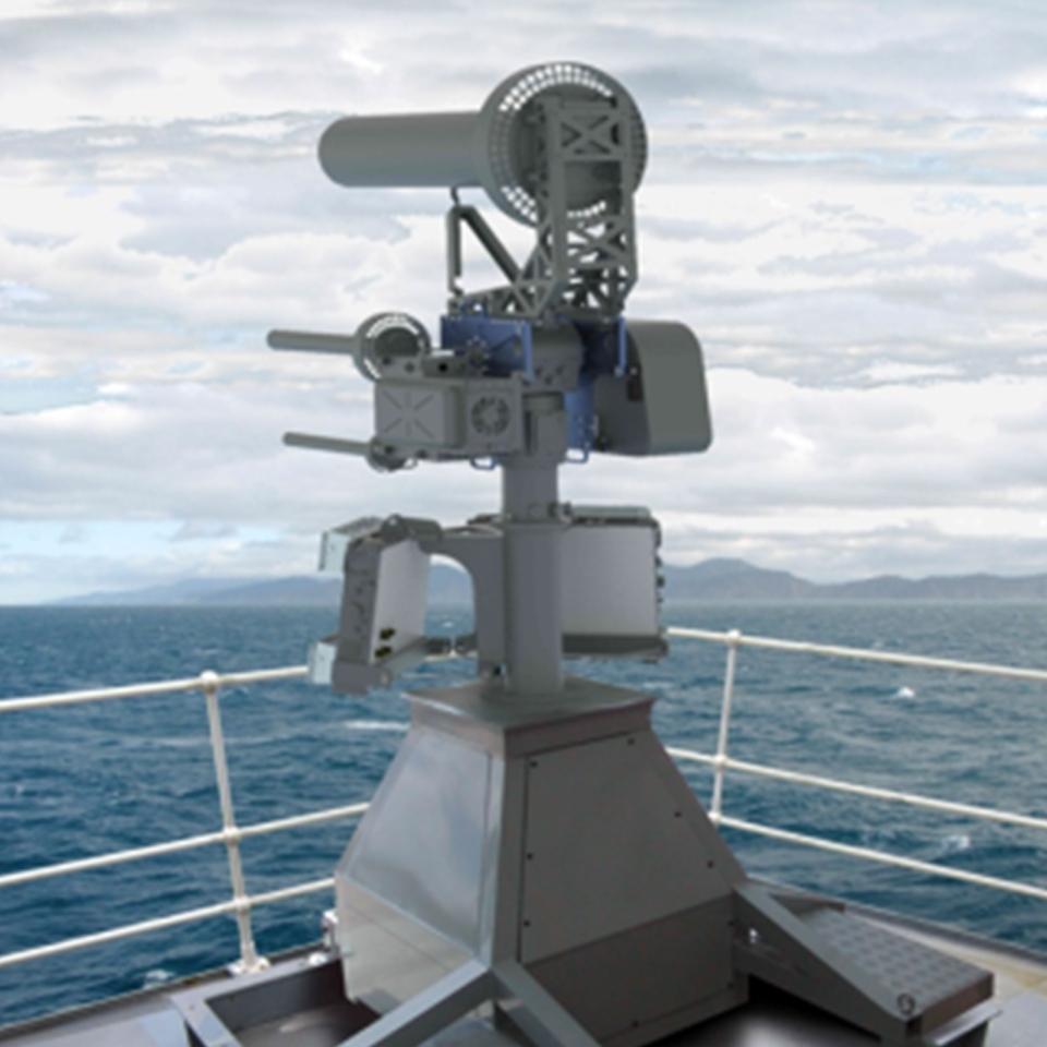 Sea Eagle C-UAS