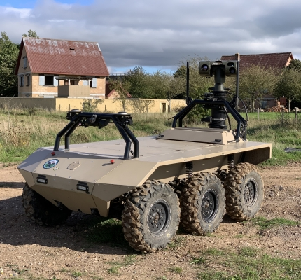 Hawkeye Vehicle Surveillance