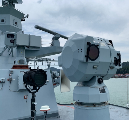 Sea Eagle FCEO (Fire Control Electro Optical)