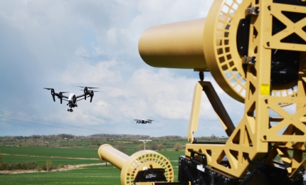Chess Dynamics supporting London Gatwick with counter-UAV technology