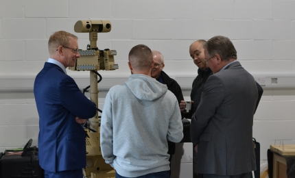 Chess Welcomes Suppliers to Expanded Horsham Site