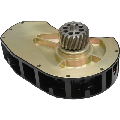 Gearboxes and geared-drives